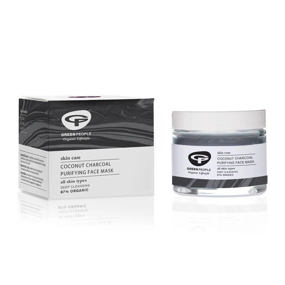 COCONUT CHARCOAL PURIFYING FACE MASK 50ML