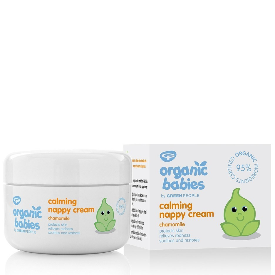 Green People Calming Nappy Cream (150 ml)