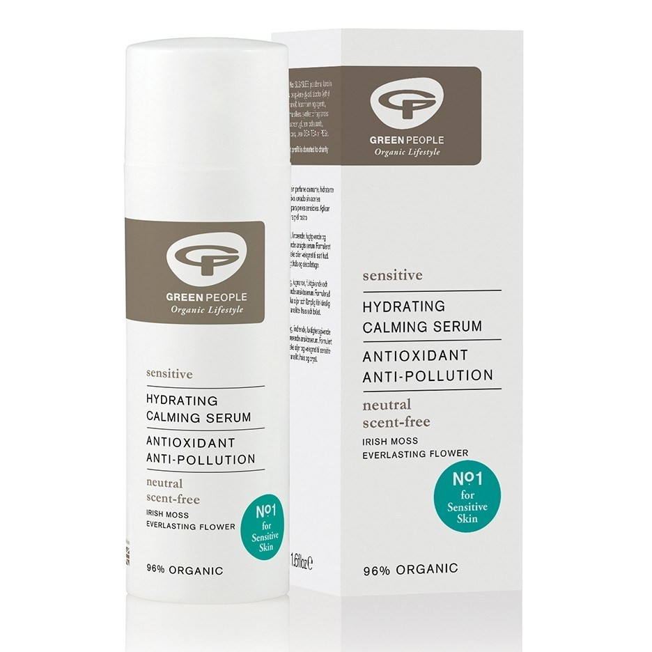 Green People Neutral Hydrating Calming Serum (50 ml)