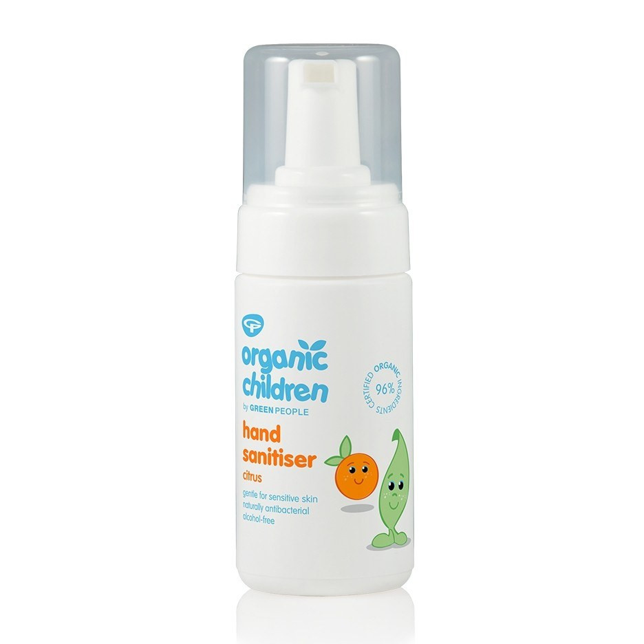 Green People Organic Children Hand Sanitiser (100 ml)