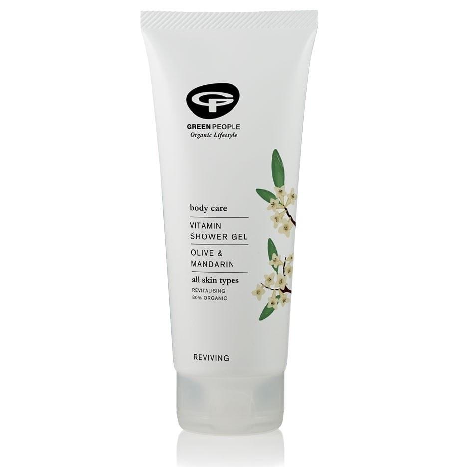 Green People Vitamin Shower Gel (200 ml)