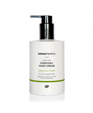 Green People Scent Free Everyday Hand Cream (300 ml)