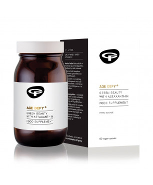 Green People Age Defy+ Green Beauty Capsules (60 stk)