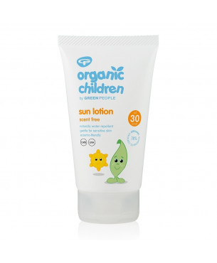 Green People Childrens Sun Lotion Neutral SPF30 (150 ml)