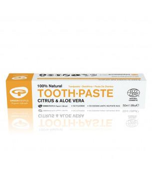 Green People Citrus Toothpaste (50 ml)