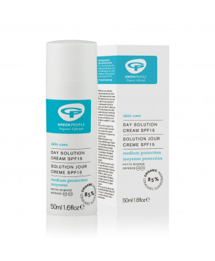 Green People Day Solution Cream SPF 15 (50 ml)