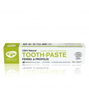 Green People Fennel & Propolis Toothpaste (50 ml)