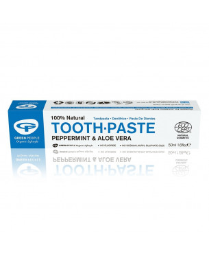 Green People Mint Toothpaste (50 ml)