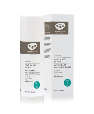 Green People Neutral Hand/Body Lotion (150 ml)