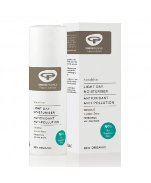 Green People Neutral Light Day Moisturiser (50 ml)