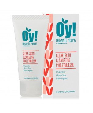 Green People Oy! Clear Skin Cleansing Moisturiser (50 ml)