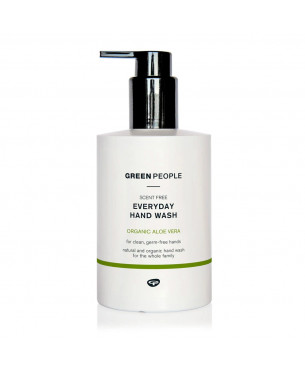 Green People Scent Free Everyday Hand Wash (300 ml)