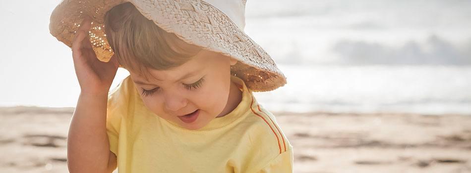 Essentiel guide til solpleje for babyer og børn