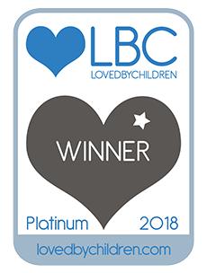 Loved by Children Awards Winner