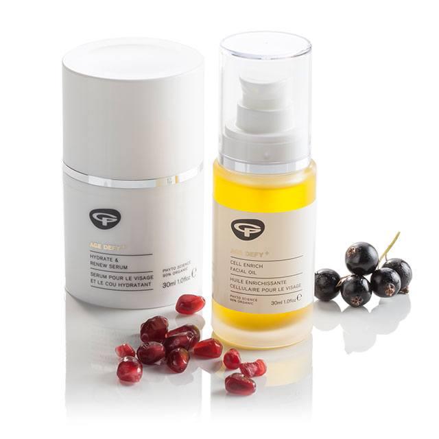 Økologisk hudpleje til moden hud