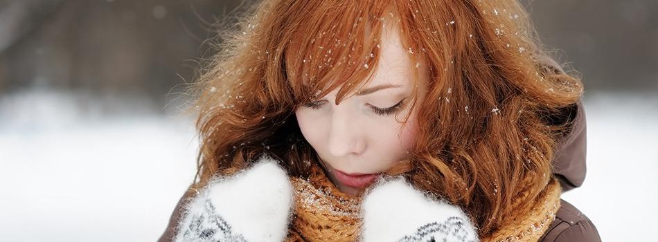 Hårpleje om vinteren