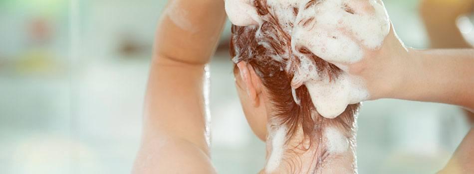 Hvilken shampoo/balsam skal jeg anvende for at beskyttelse mit hår mod varmeskader?