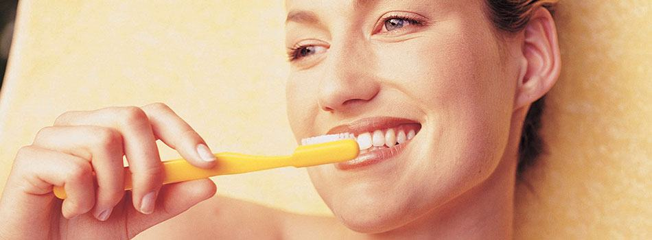 Pleje af læber og tandkød